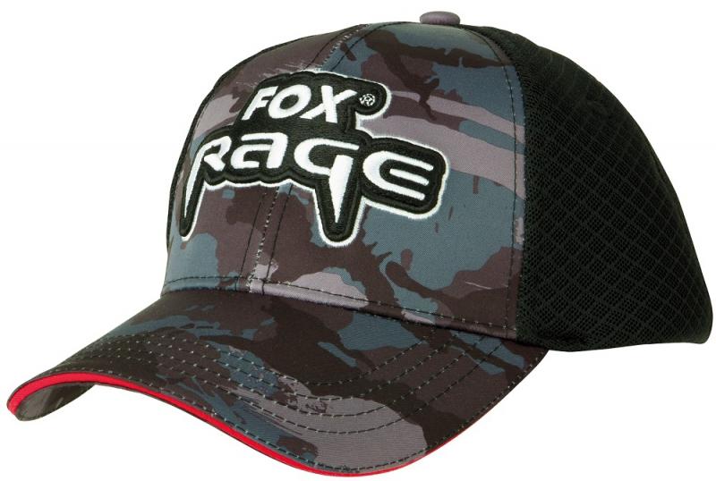 Fox Rage Kšiltovka Rage Camo trucker cap  c81d7177a7