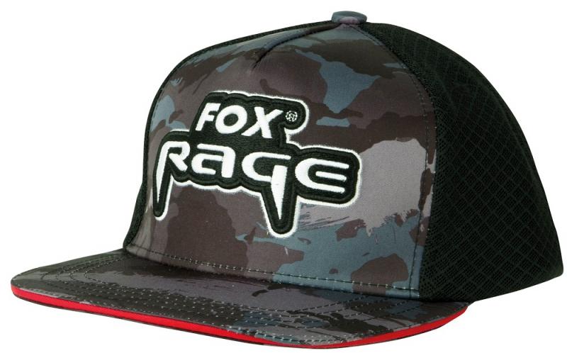 973ff1c1045 Fox Rage Kšiltovka Rage Camo flat peak baseball cap