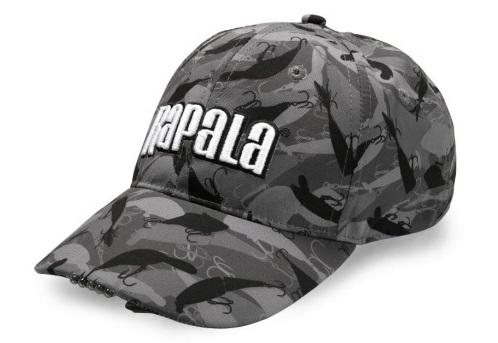 af797d8397f Rapala 5 LED CAP čepice s kšiltem