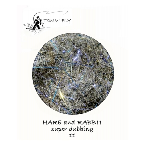 Hare and rabbit super dubbing - 11