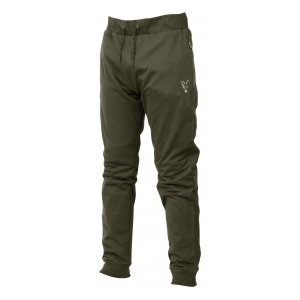 Tepláky Collection Green & Silver LW Joggers vel. M