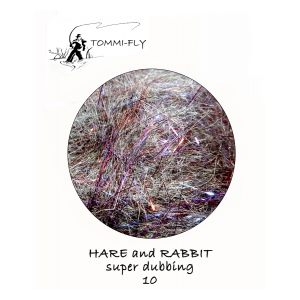 Hare and rabbit super dubbing - 10