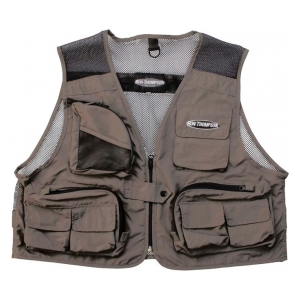 Ron Thompson Vesta Mesh Lite Fly Vest XL Stone