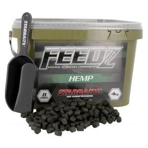 Pelety Feedz Hemp 8mm 4kg