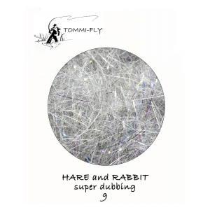 Hare and rabbit super dubbing - 09