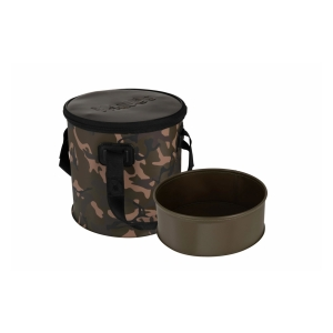Fox International Míchačka Aquos Camolite Bucket & Insert 12L