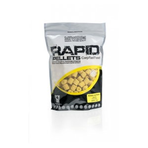 Mivardi Pelety Rapid Easy Catch Ananas 1kg 4mm