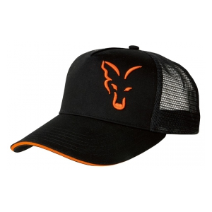 Kšiltovka Orange Trucker Cap