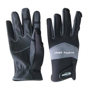 Ron Thompson Rukavice R.T. SkinFit Neoprene Glove Black L