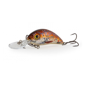 Wobler Rattlin Hornet 4,5cm Holographic Brown Trout