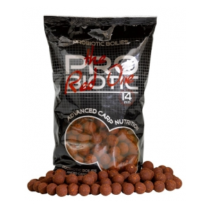 STARBAITS Red One - Boilie potápivé 1kg 14mm