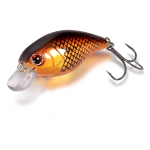 Quantum Magic Trout Wobler Hustle and Bustle River Orange Flash 2.7 cm 1.1 g