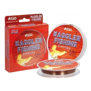 Asso Vlasec Waggler Fishing 150m 0,18 mm-2,70kg