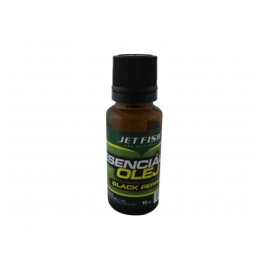Jet Fish Esenciální olej 10ml : Black pepper