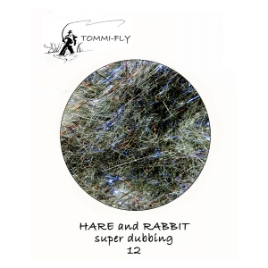 Hare and rabbit super dubbing - 12