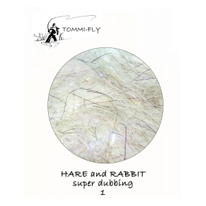 Hare and rabbit super dubbing - 01