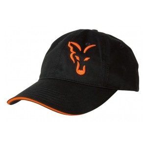 Kšiltovka Orange Baseball Cap