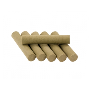 Sybai Foam Cylinders 8mm - Tan-6ks