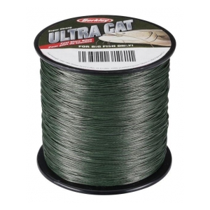 Berkley Šnůra ULTRA CAT  0.65 MM/ 100Kg Green 92m