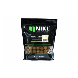 Karel Nikl Ready boilie Scopex & Squid 20mm 1kg