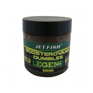 Jet Fish Boosterované dumbles Legend Range 120g - 14mm Biocrab