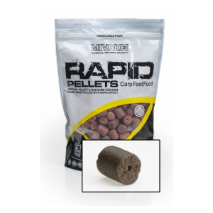 Pelety Rapid Extreme - Enzymatic Protein 20mm 1 kg