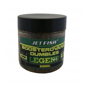 Jet Fish Boosterované dumbles Legend Range 120g - 14mm Biokrill