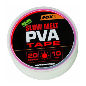 Fox International Edges Slow Melt PVA Tape 10mm x 20m-PVA páska