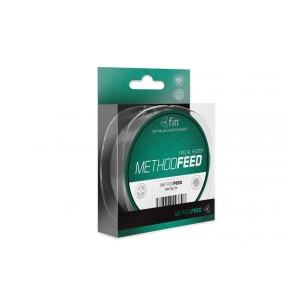 FIN Vlasec METHOD FEED 200m/šedá - 0,14mm 4lbs