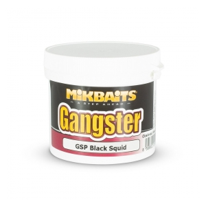 Mikbaits Gangster těsto 200g - GSP Black Squid