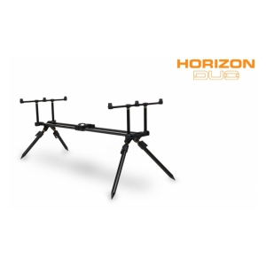 Rod pod Horizon Dual 4-rod inc carry case