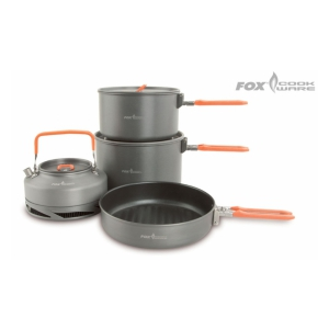 Sada nádobí - Cookware Large 4pc Set (non stick pans)