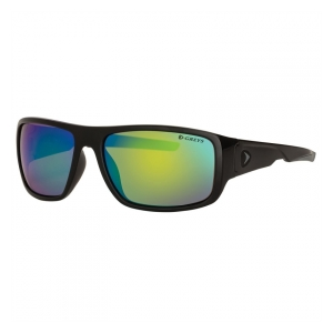 Brýle G2 SUNGLASSES (GLOSS BLACK /GREEN MIRROR