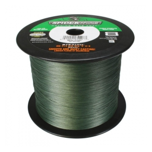 Šňůra Spiderwire Stealth Smooth 8 Green 0,17mm /15,8kg-1m
