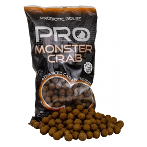 STARBAITS Pro Monster Crab - Boilie potápivé 1kg  14mm