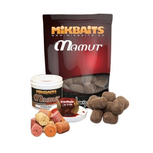 Mamut&Halibut boilie 1kg - Krab Halibut 50x35mm