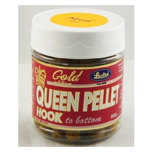 Pelety QUEEN PELLET hook to bottom - Halibut