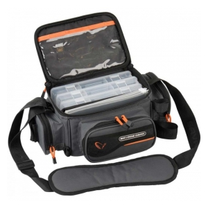 Savage Gear Taška System Box Bag S 3 Boxes & PP Bags