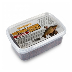 Mikbaits Method Feeder pellet box 400g + 120ml - Krab Krill