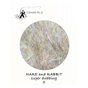 Hare and rabbit super dubbing - 05