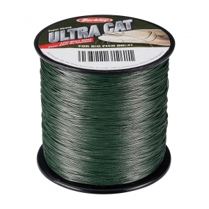 Šňůra Ultra Cat 0,50mm 75kg 1m Green
