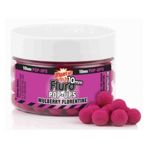 Dynamite Baits Boilies Pop-up Fluro Mulberry Florentine 10mm