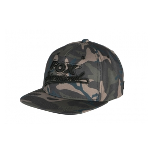 Fox International Kšiltovka Camo College Snap Back