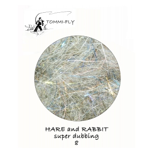 Hare and rabbit super dubbing - 08