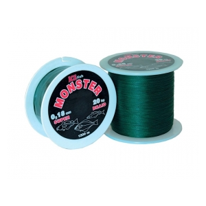 Šňůra Monster Super Braid 0,18 mm 20 kg