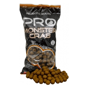 STARBAITS Pro Monster Crab - Boilie potápivé 2,5kg  20mm