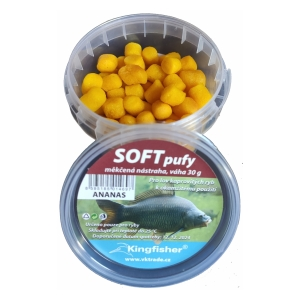 Kingfisher Soft Pufy 30g Ananas