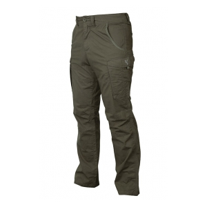 Kalhoty Collection Green & Silver Combat Trousers vel. L