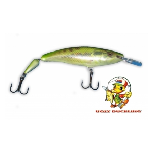 Wobler 12,5cm Jointed - CHABASS Floating