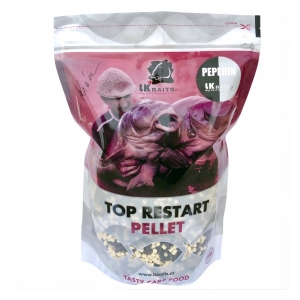 Top ReStart Pellets Peperin 1kg 4mm